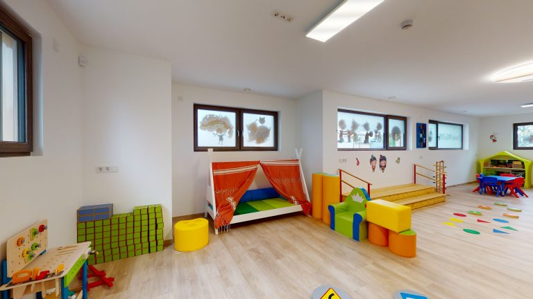 Crèche Mini Me Living Room